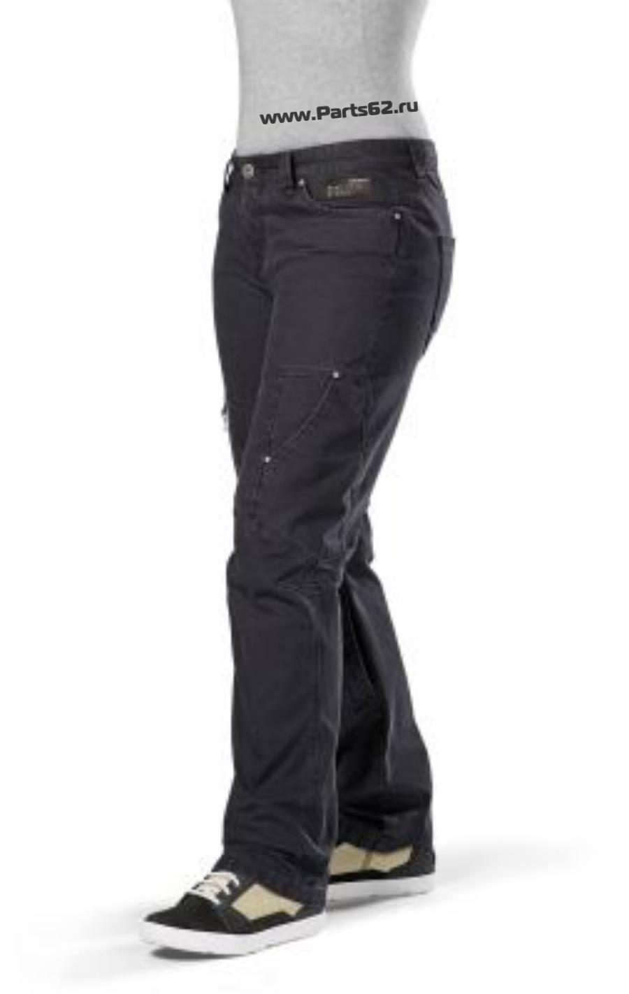 Женские мотоштаны BMW Motorrad Lidies Pants City Black