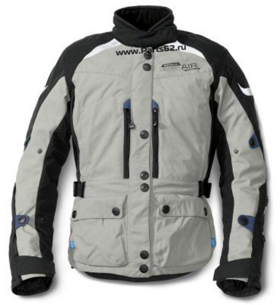 Женская мотокуртка BMW Motorrad Street Air Dry Jacket Ladies Grey