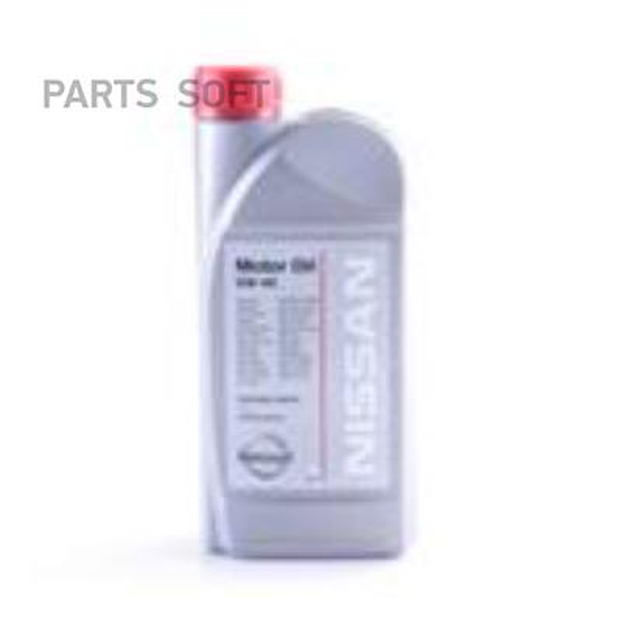 Nissan Motor Oil .