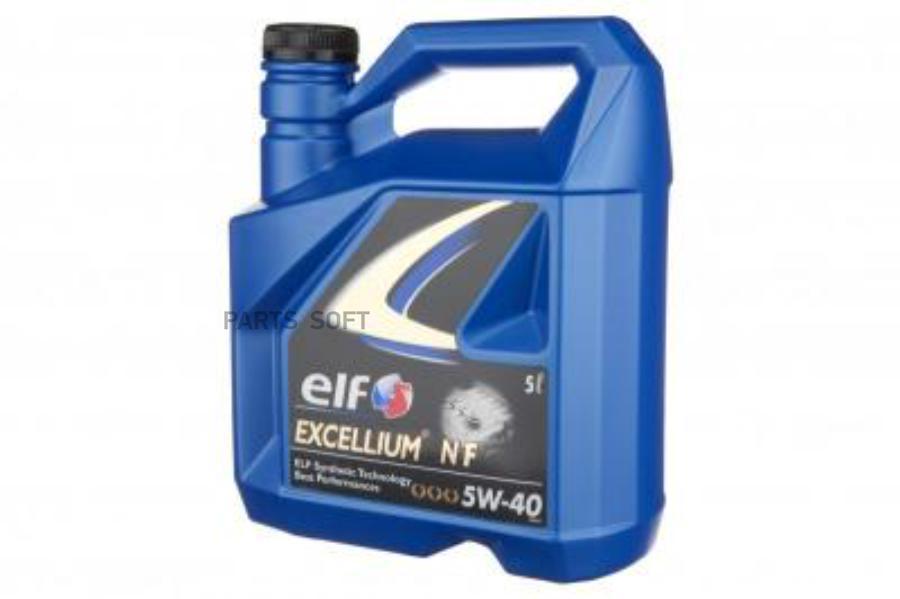 Elf Excellium NF 5W-40 .