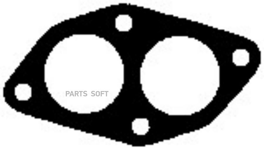 Прокладка, труба выхлопного газа