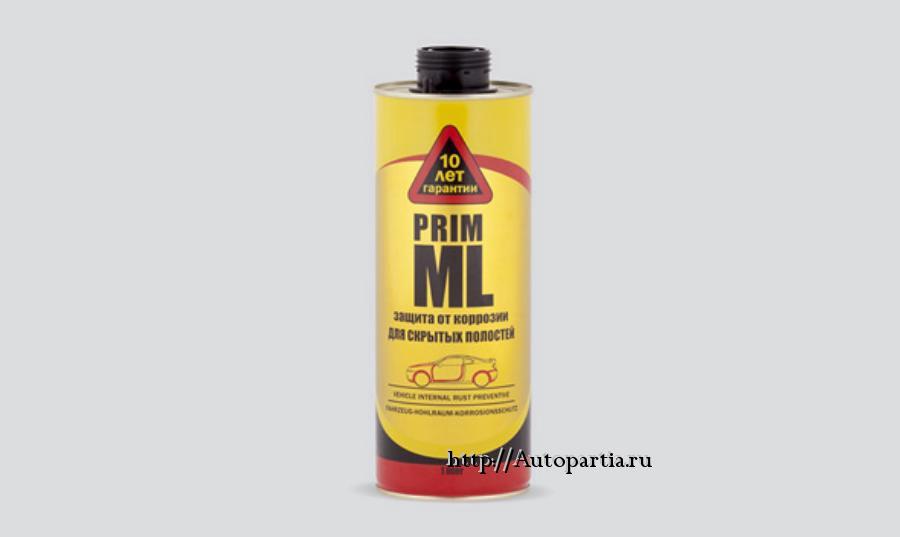 Покрытие антикоррозионное ml 1л УАЗ 000000473402800