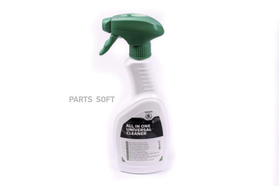 Универсальный очиститель Skoda Car Care Universal Cleaner
