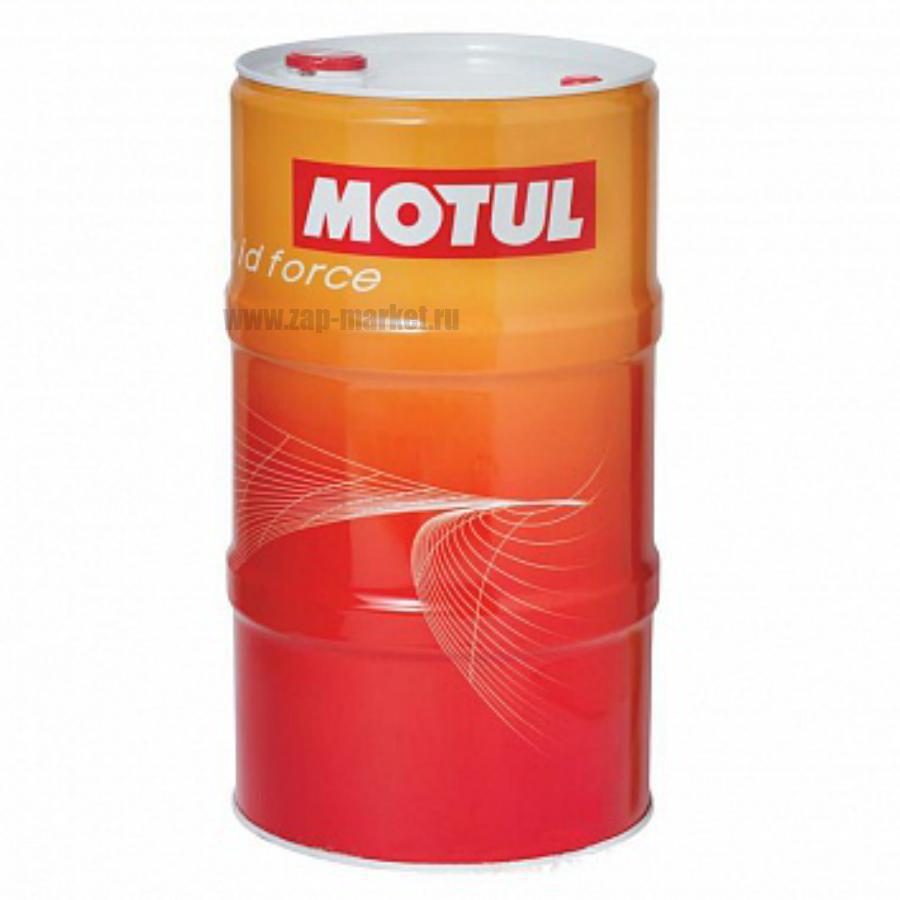 Масло Motul 8100 X-clean FE 5W30 моторное синтетическое 60 л