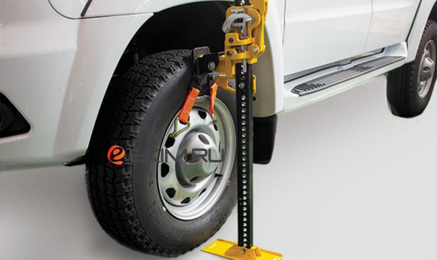 Устройство подъема за колесо для домкрата УАЗ 000000472305300