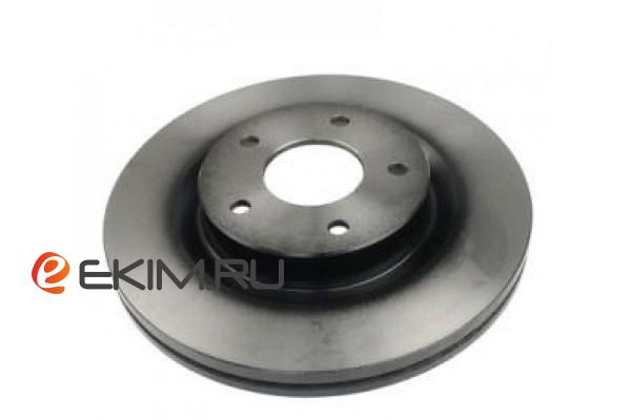 Диск тормозной передний с покрытием Nissan Altima L33/Teana J33
