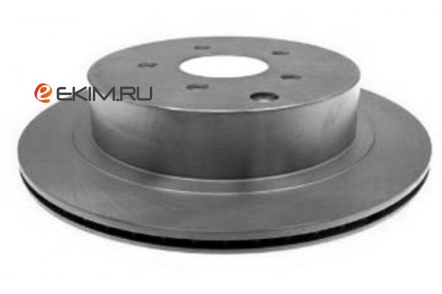 Диск тормозной RR NISSAN FUGA Y51 09-/INFINITI QX70 08-/Q50 13-