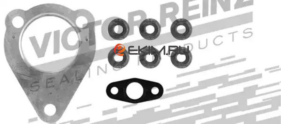 Монтажный комплект, компрессор