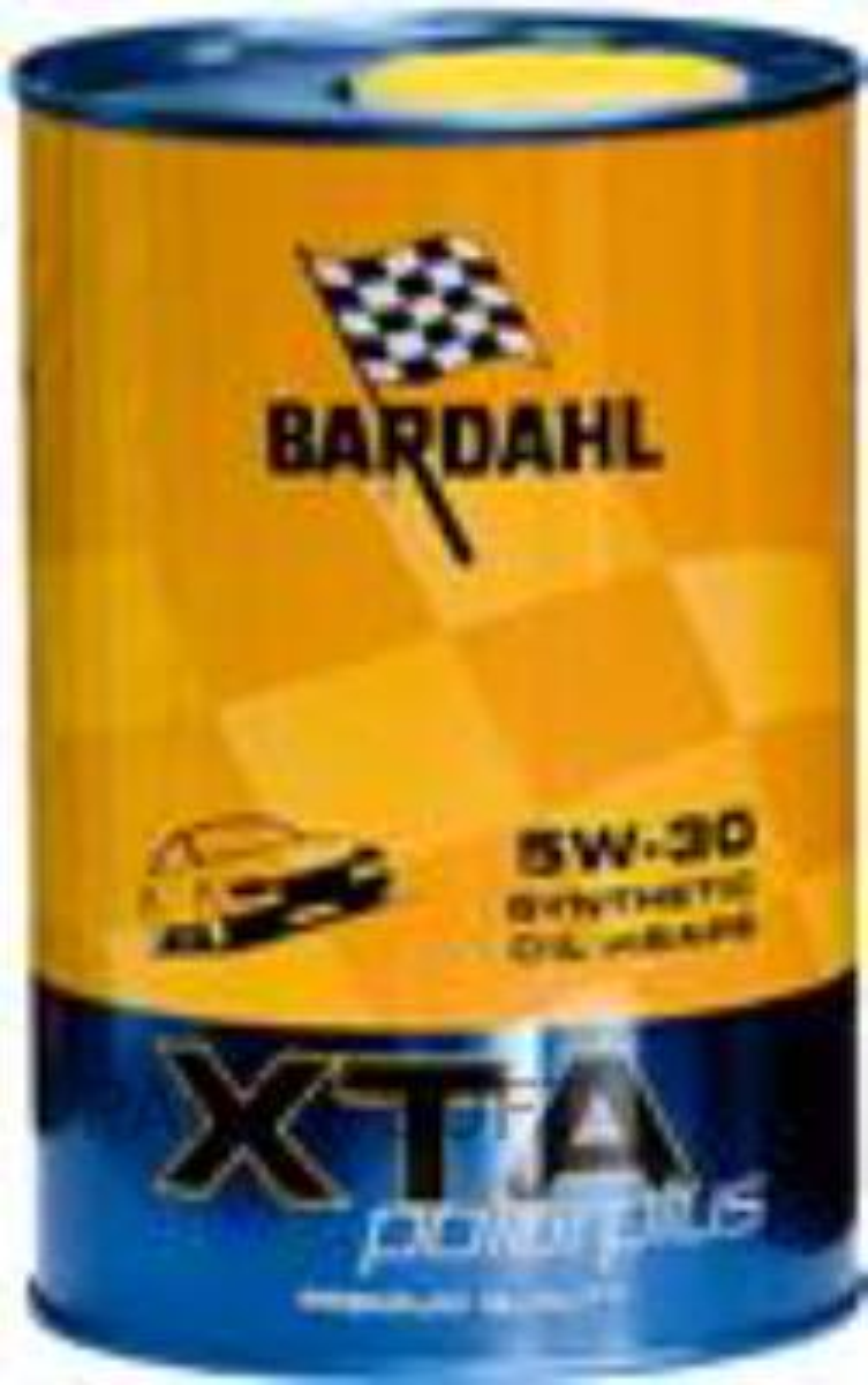 Масло моторное синтетическое XTA Polarplus Synthetic Oil mSAPS 5W-30, 1л