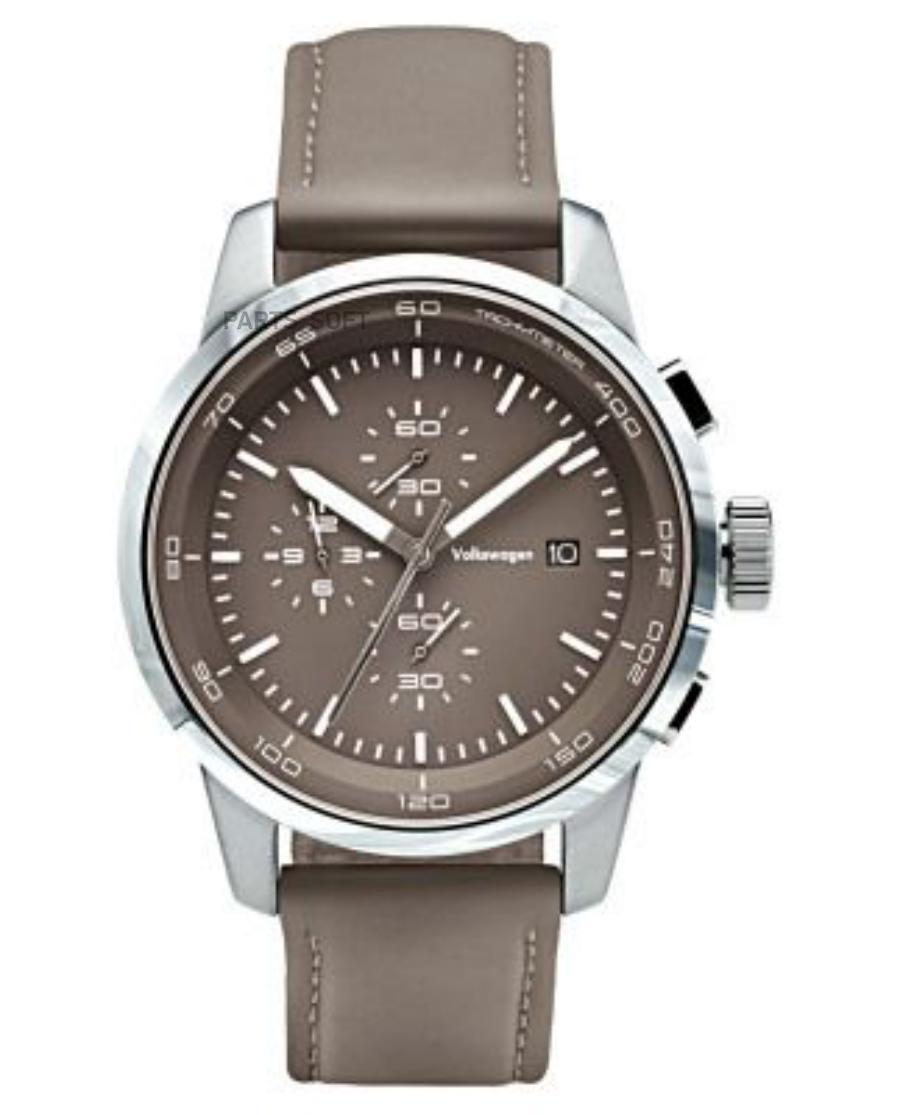 Мужские наручные часы Volkswagen Design Men's Chronograph Taupe