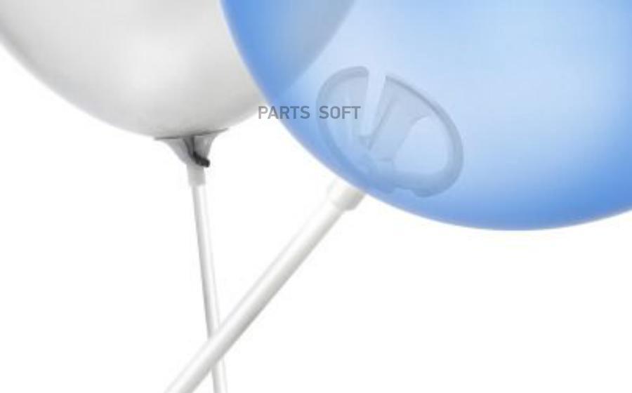 Пластиковые палочки-держатели для воздушных шаров Skoda