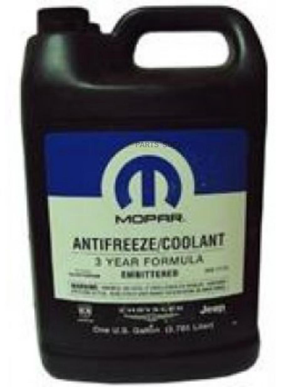 """Антифриз зеленый """"Antifreeze/Coolant 3-Year Formula"""", 4л"""