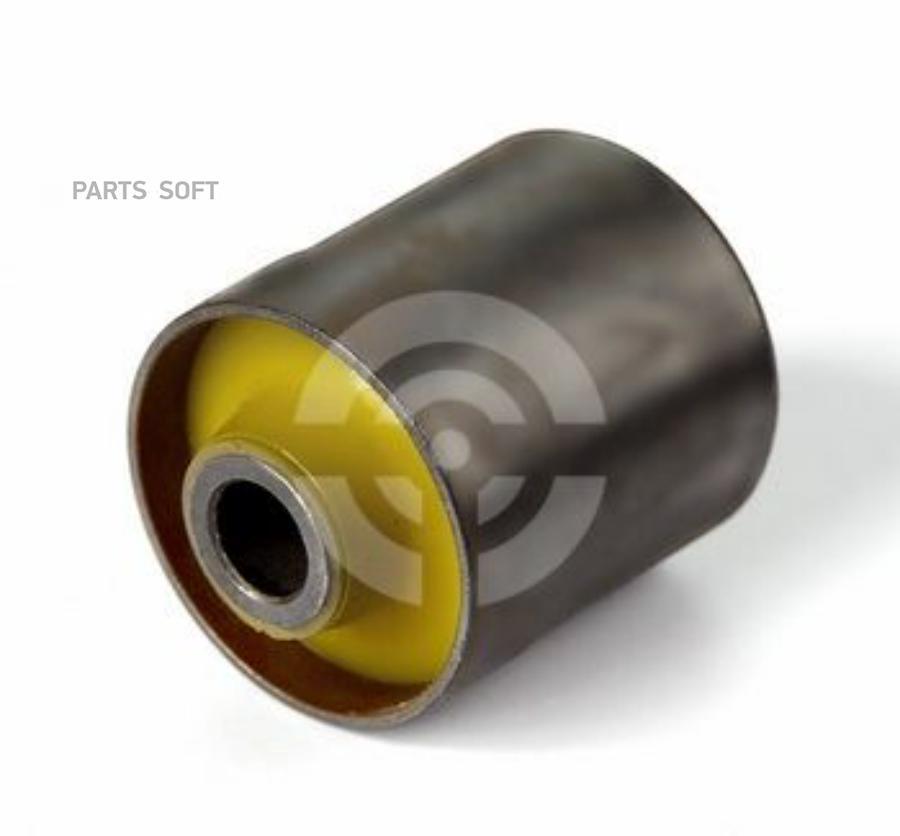 Сайлентблок полиуретановый задней подвески, нижнего продольного рычага