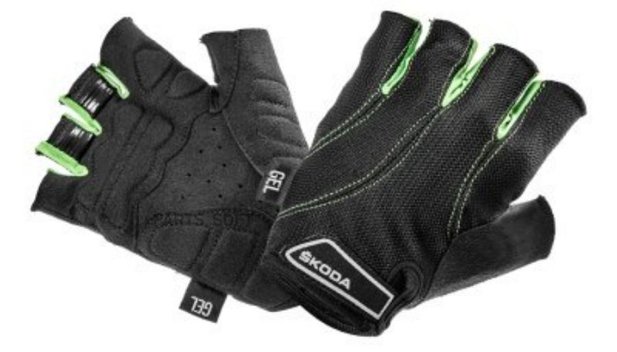 Велосипедные перчатки L