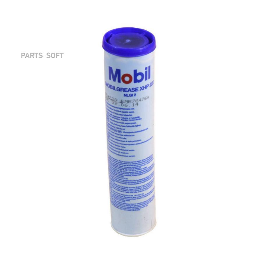 "Смазка пластичная ""Mobilgrease XHP 222"", 390гр"