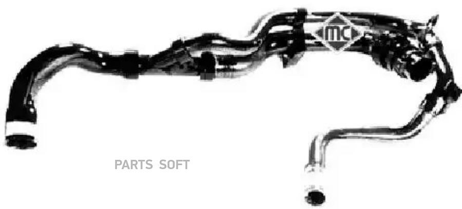 Шланг радиатора