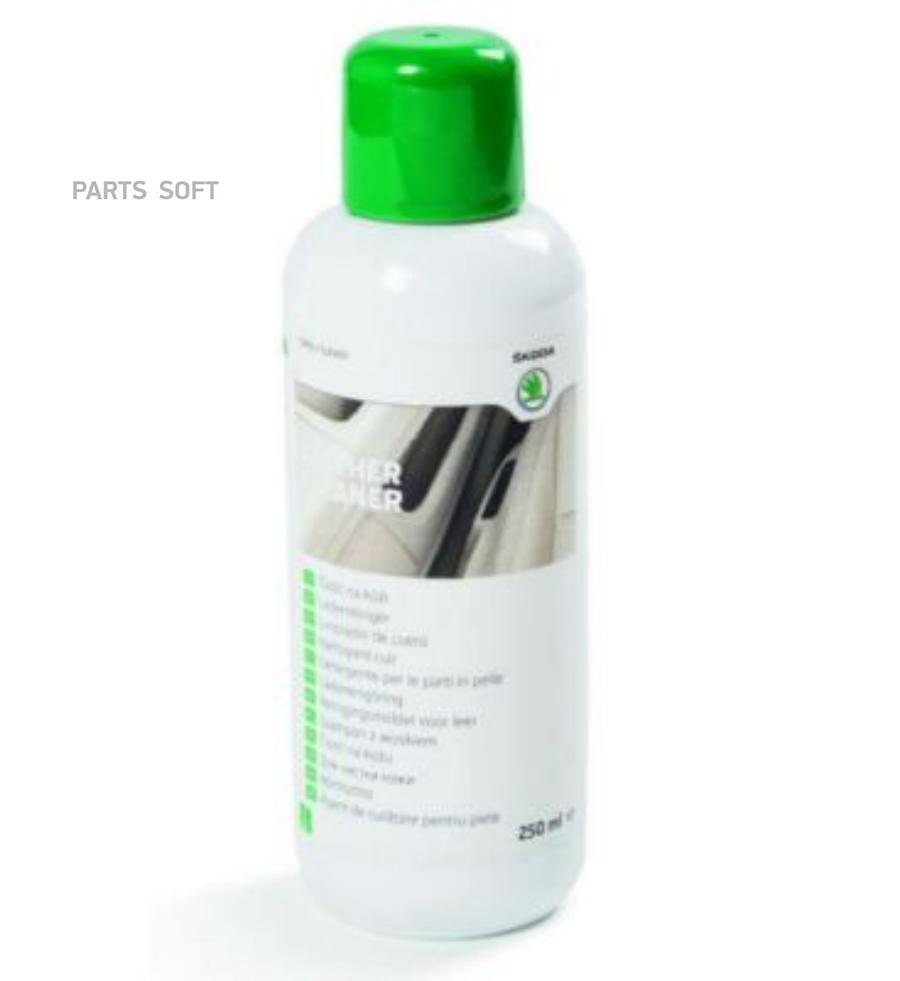 Средство для очистки кожи салона Skoda Leather Cleaner