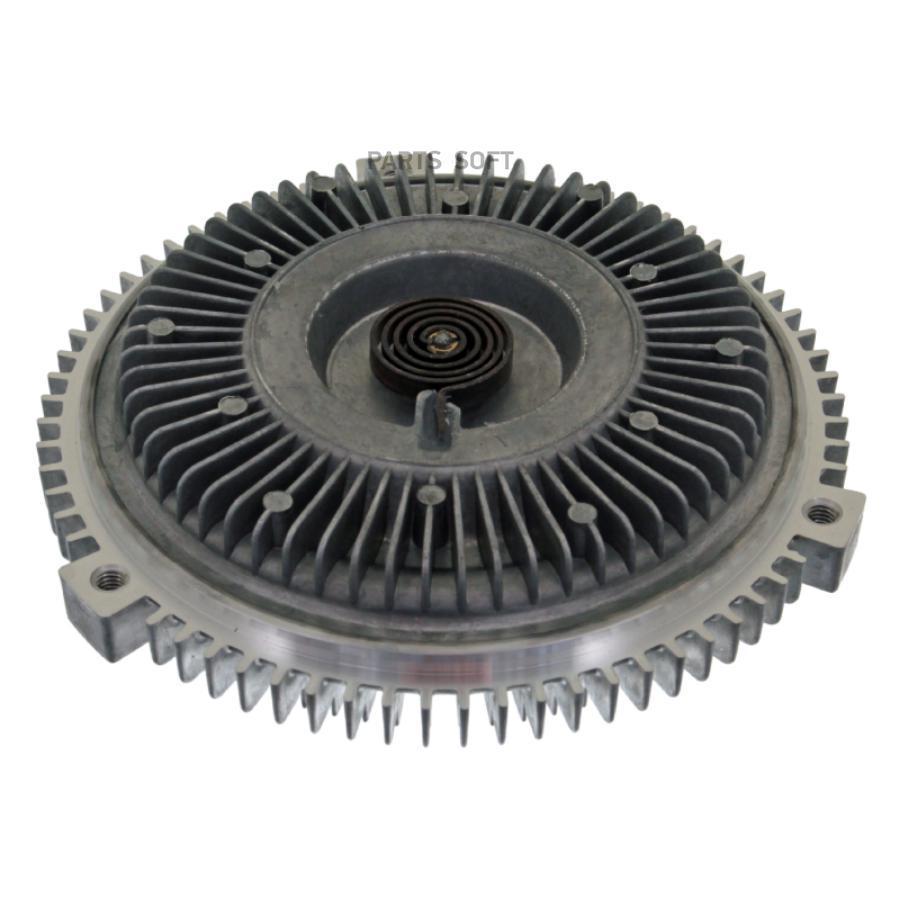 Сцепление, вентилятор радиатора