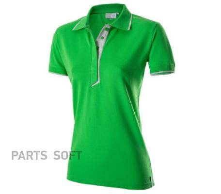 Женская рубашка-поло Skoda Polo Shirt WoMens Essential Collection Green