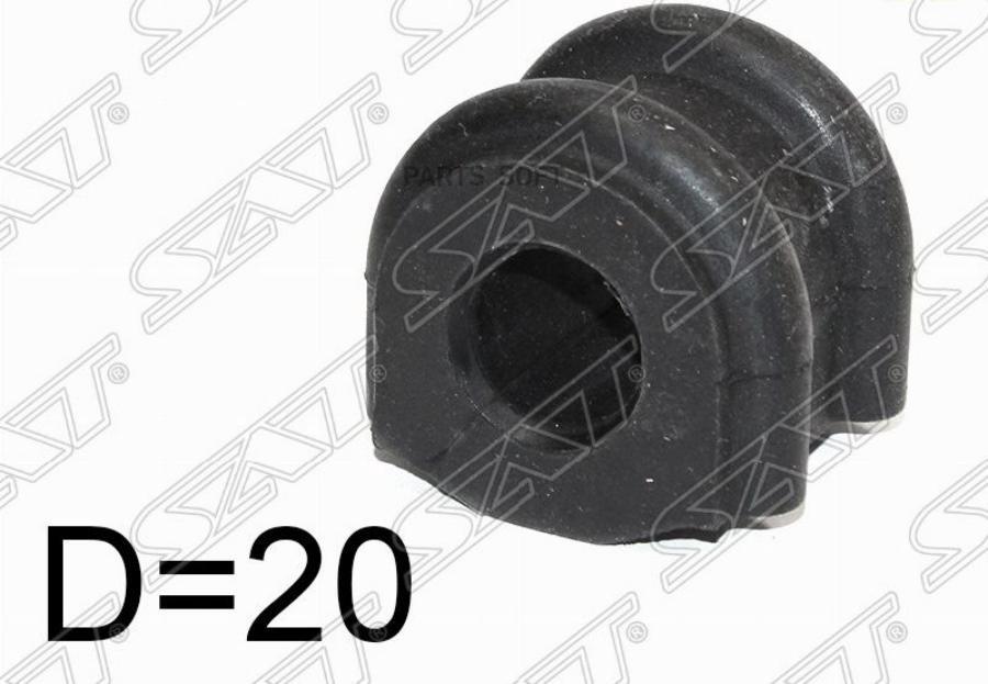 Втулка переднего стабилизатора D=20 KIA SORENTO 06-09 / HYUNDAI TUCSON / SPORTAGE 04-10