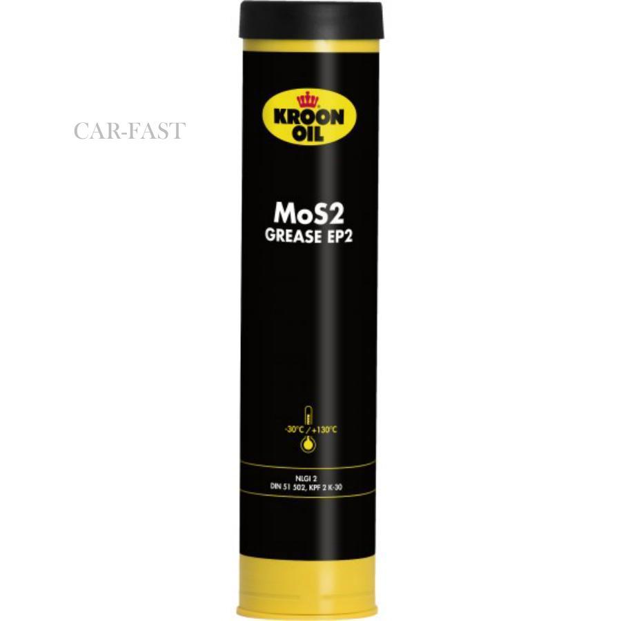 MoS2 Grease EP 2 — многоцелевая смазка, изготовленная на основе глубоко очищенных базовых масел