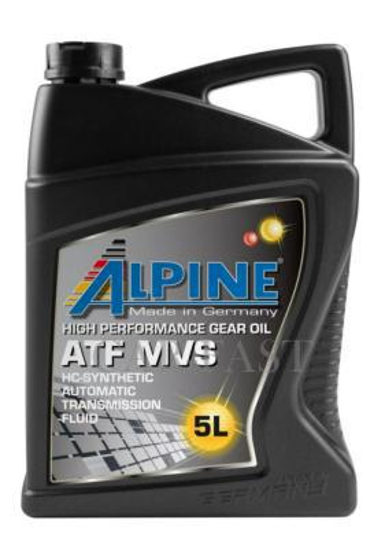 ALPINE ATF MVS ROT