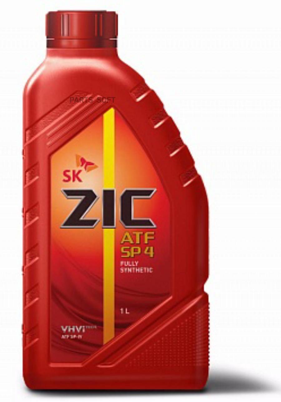 Масло трансмиссионное синтетическое ATF SP 4, 1л