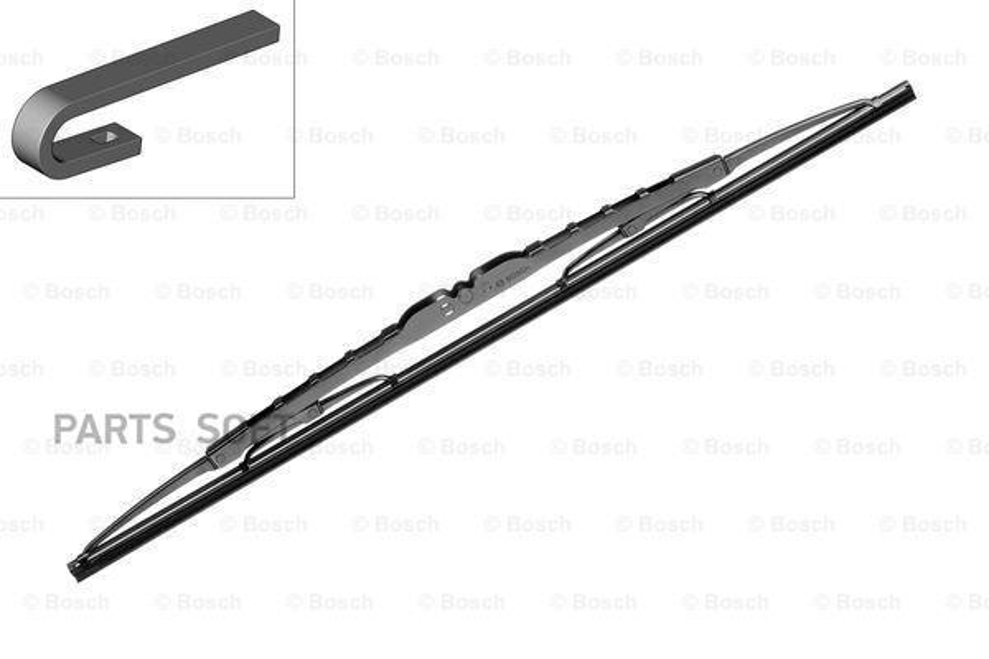 Щетка стеклоочистителя ECO 600mm (60C)