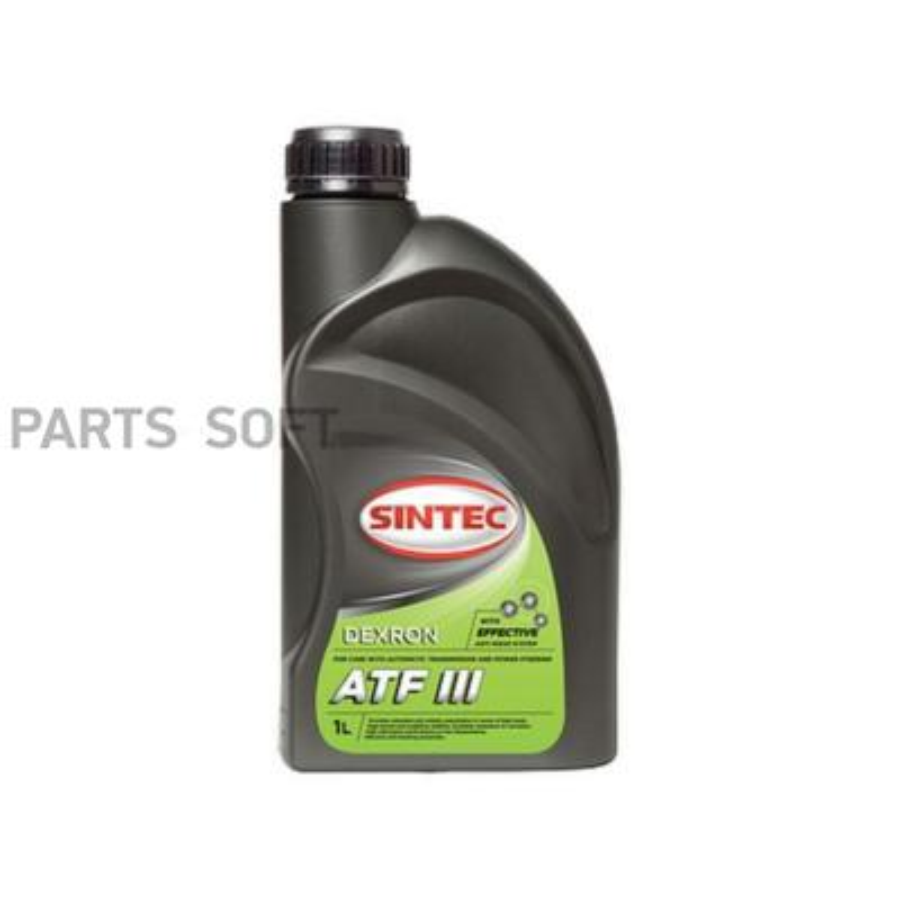 Масло трансмиссионное минеральное ATF DEXRON III