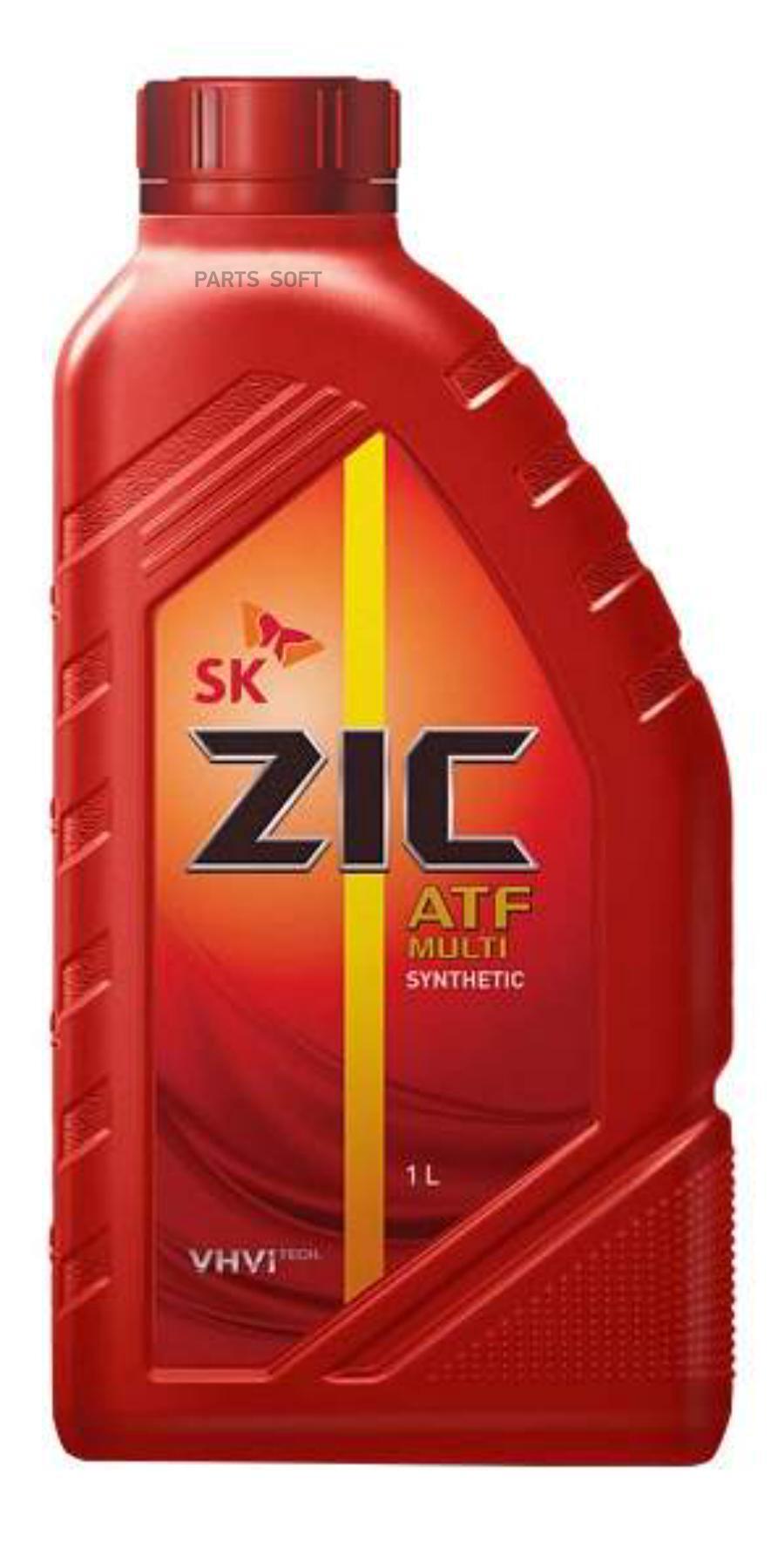 Масло трансмиссионное синтетическое ATF Multi, 1л