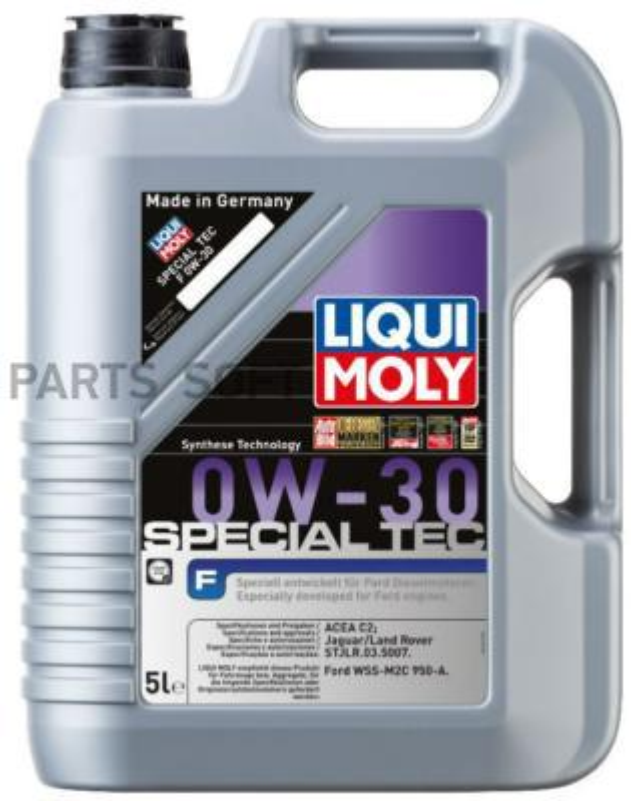 НС-синтетическое моторное масло Special Tec F 0W-30 5л