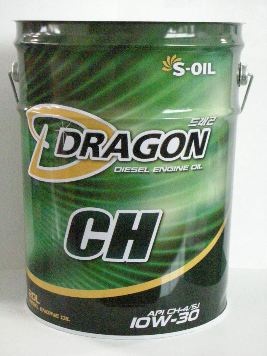 Масло моторное полусинтетическое CH-4/SJ 10W-30, 20л