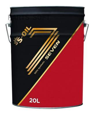 Моторное масло S-OIL Red1 0w20 20л RED0W20_20