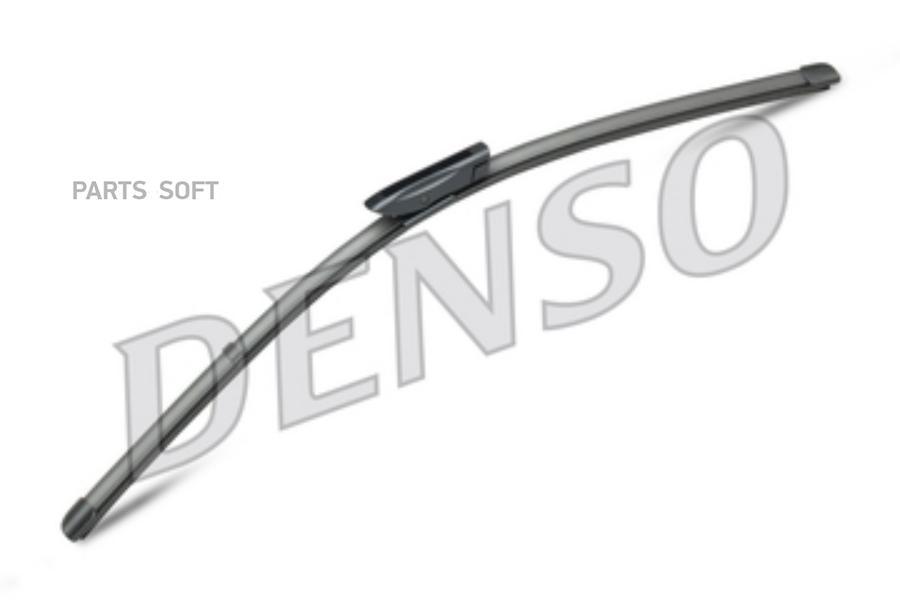К-т щеток стеклоочистителя Denso Flat Blades DF055