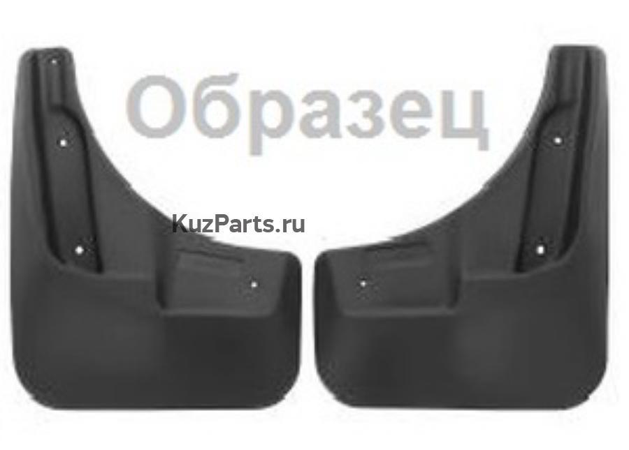 Брызговики передние FORD EcoSport, 2014- вн. 2 шт. полиуретан