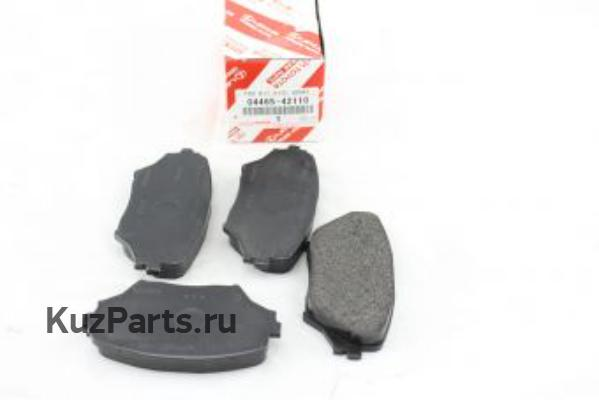 PAD KIT, DISC BRAKE, FRONT
