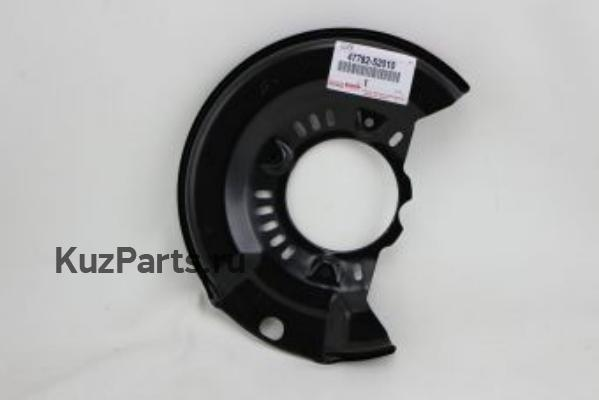 COVER, DISC BRAKE DUST, FRONT LH