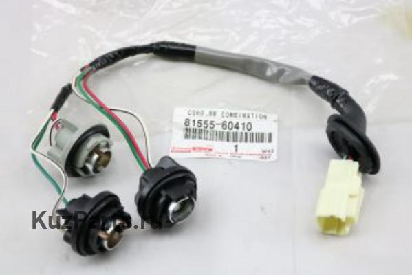 SOCKET & WIRE SUB-ASSY, REAR COMBINATION LAMP, RH/LH
