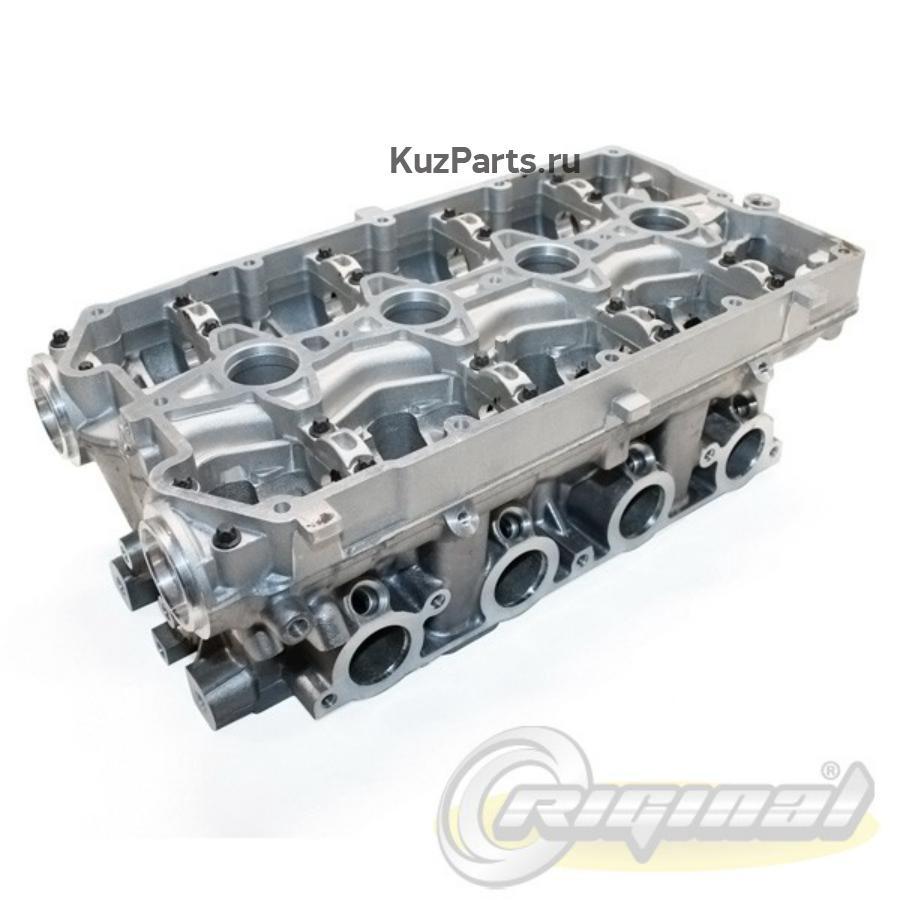Головка блока ВАЗ-2170 16 кл. 1.6 л клапаненая (ВАЗ)