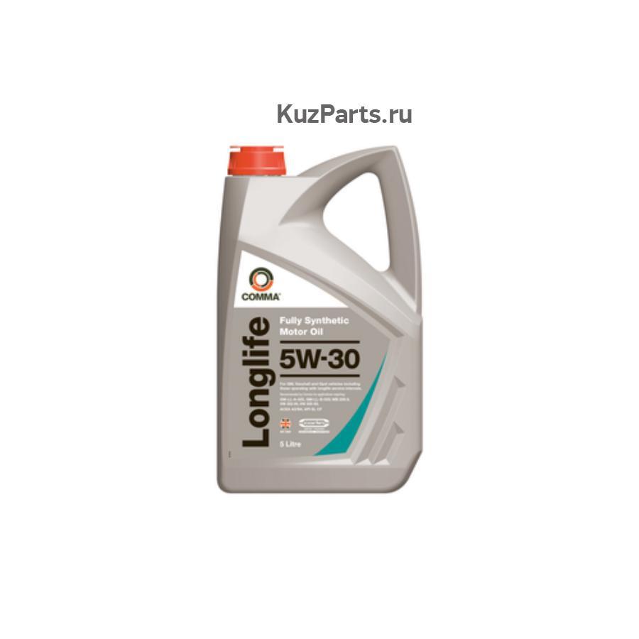 Масло моторное синтетическое LONGLIFE 5W-30, 5л