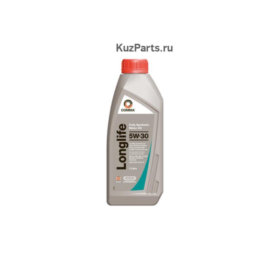Масло моторное синтетическое LONGLIFE 5W-30, 1л
