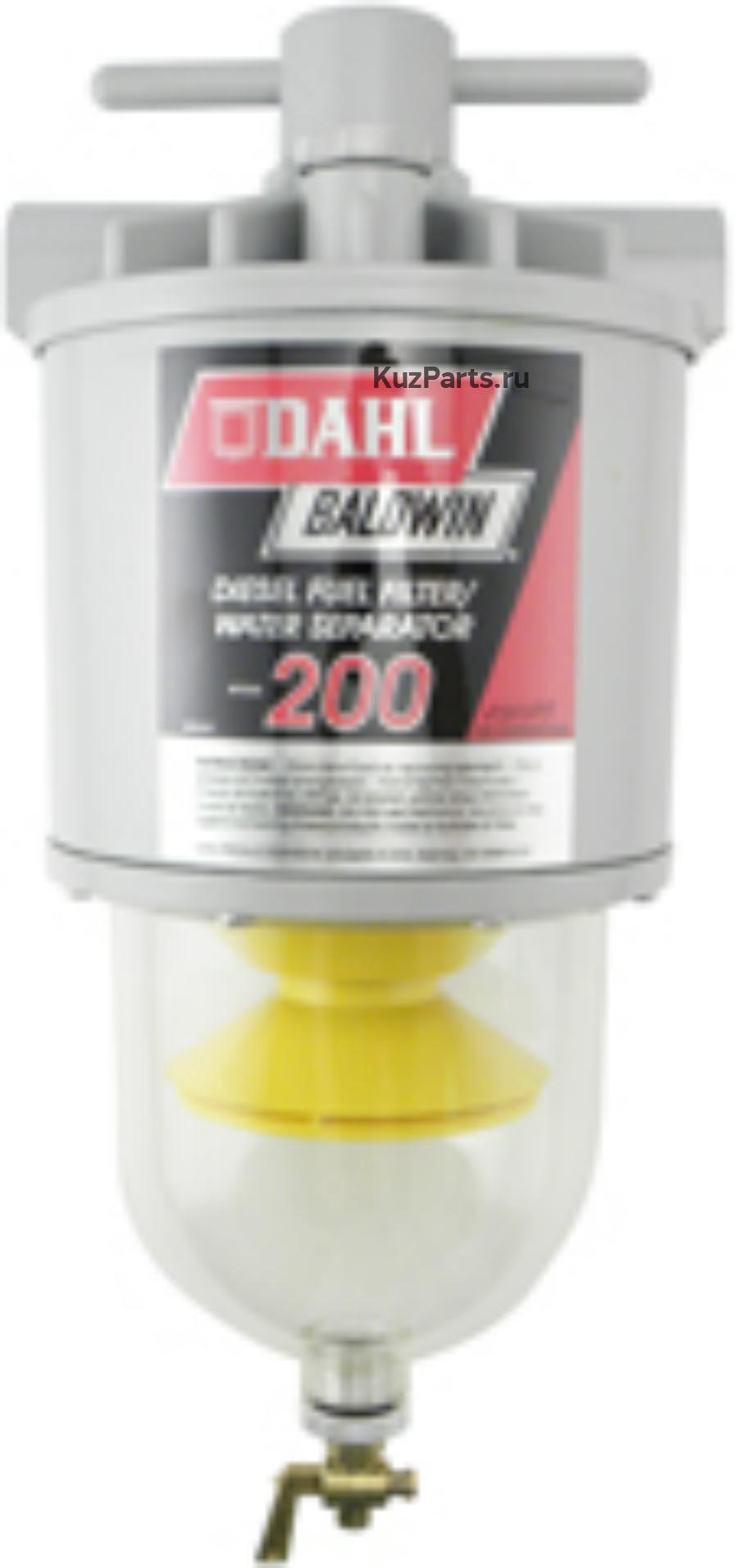 200-H-Фильтр-сепаратор с подогревом (расход до 757 л/час)