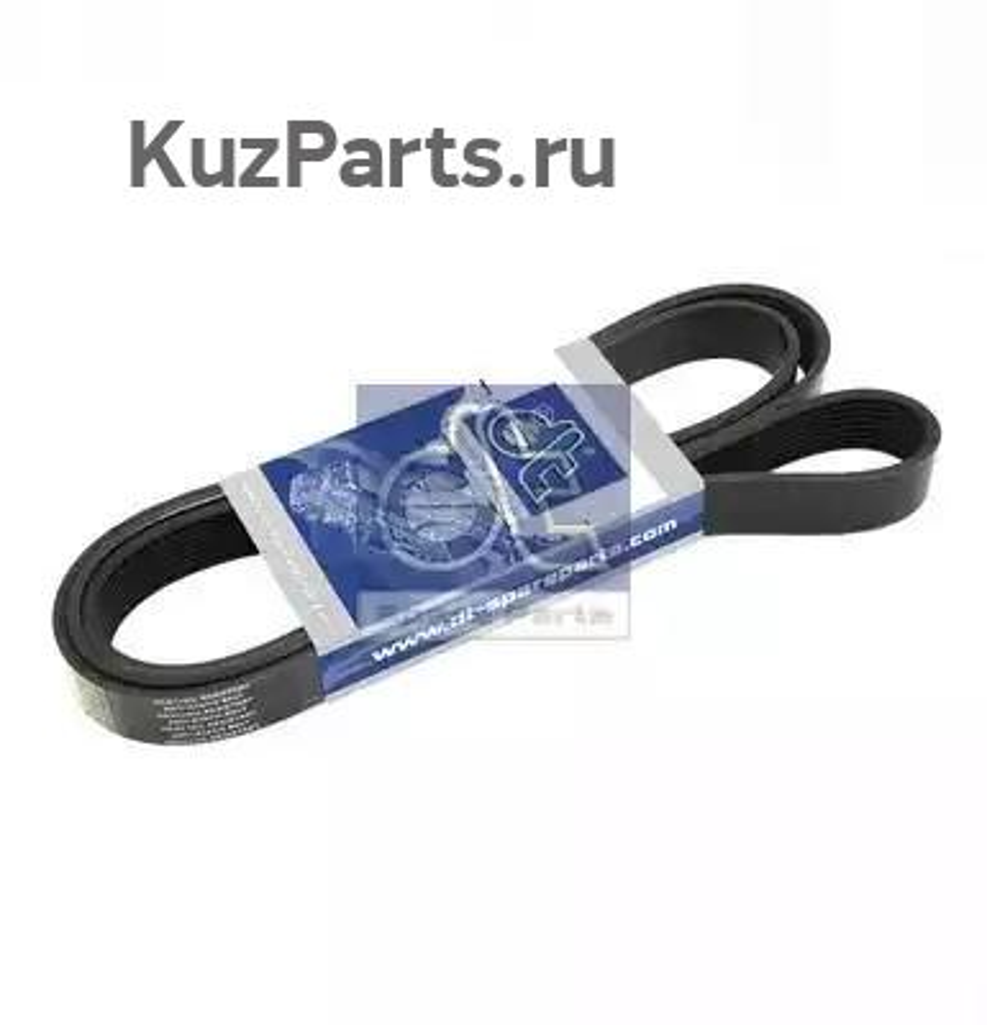 Multiribbed belt