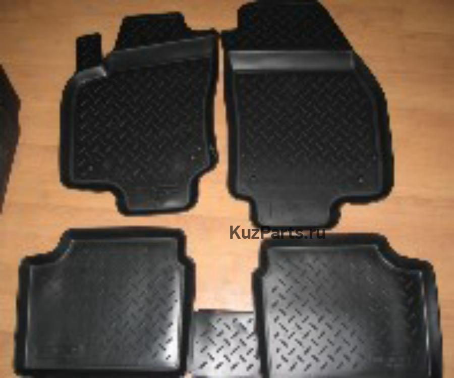 Комплект ковриков Hyundai Sonata (Po)