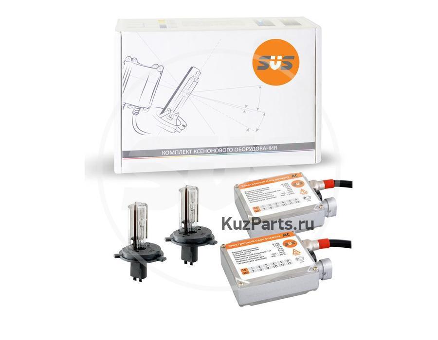 Комплект ксенонового оборудования 0190279000 (Блок AC 9-32В 50Вт-2шт, ксеноновая AC H4 12000K-2шт)