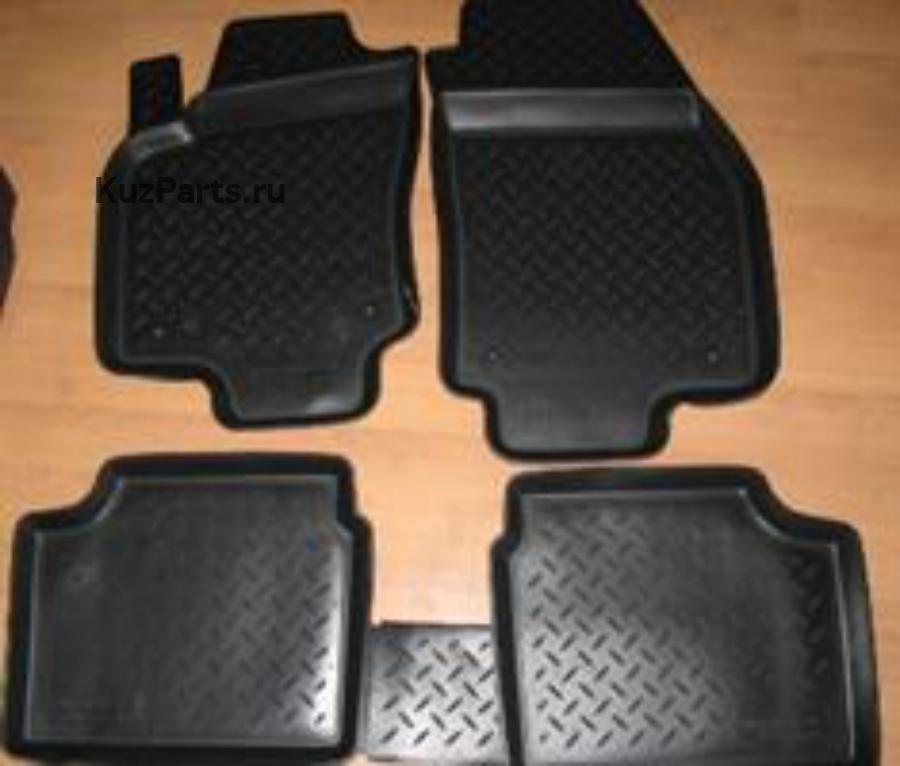 Комплект ковриков VW Passat B6 (Po)