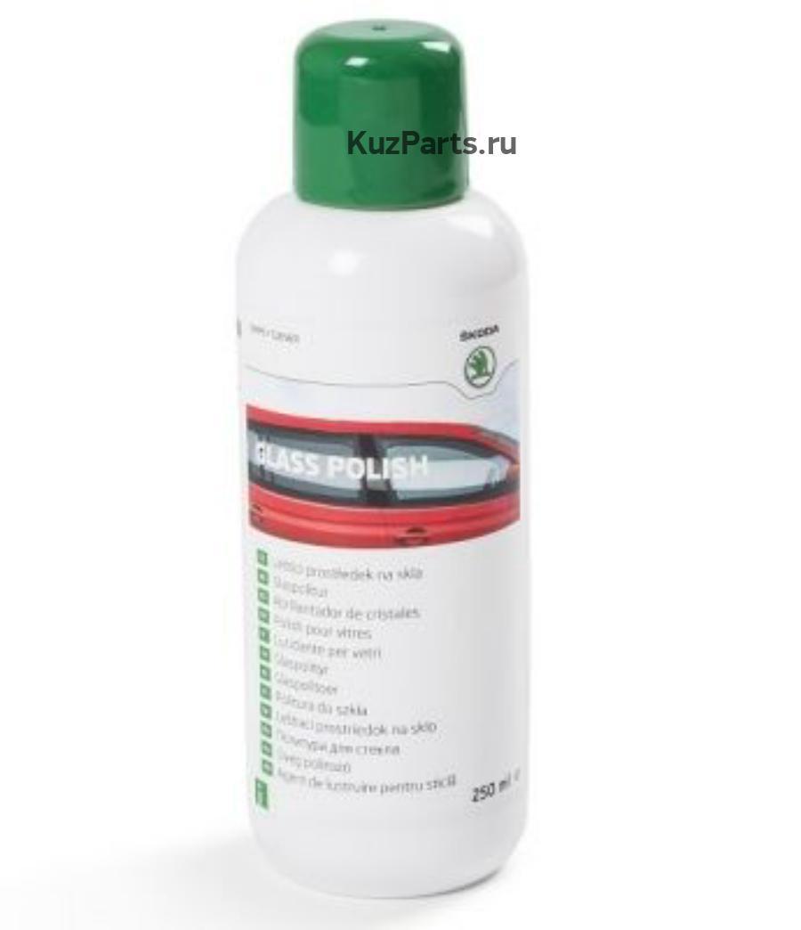 Полироль для стекол Skoda Car Care Glass Polish