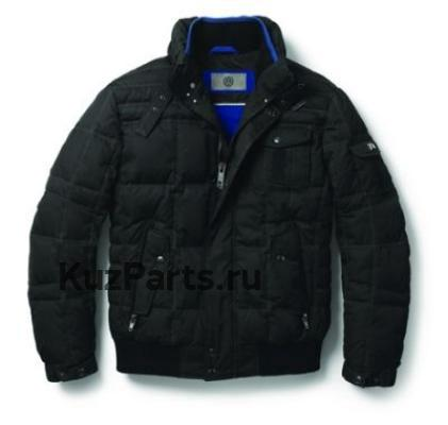 Мужской пуховик Volkswagen Men's Winter Jacket R Black