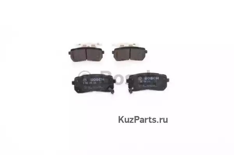 Колодки тормозные HYUNDAI H-1/STAREX 2.4-2.5D 97- передние