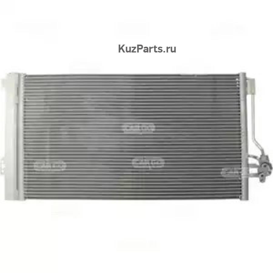 Радиатор кондиционера MERCEDES-BENZ VIANO (W639) 03-, VITO / MIXTO фургон (W639) 03-
